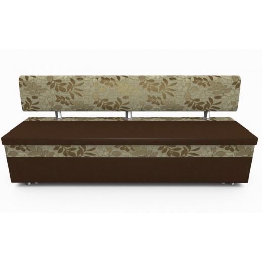 Кухонный диван со спальным местом Премьер коричневый