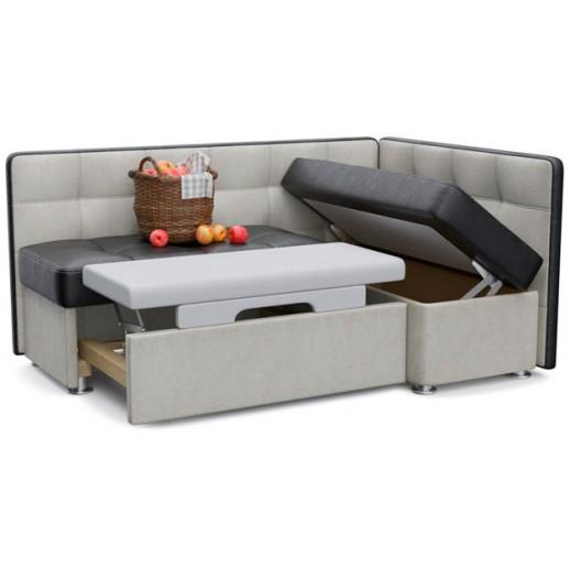 Кухонный уголок со спальным местом Квадро