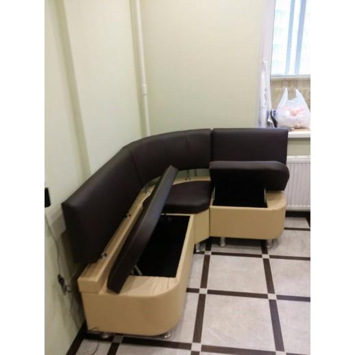 Кухонный уголок с ящиками Консул
