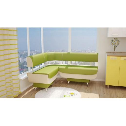 Кухонный уголок Валенсия (зеленый)