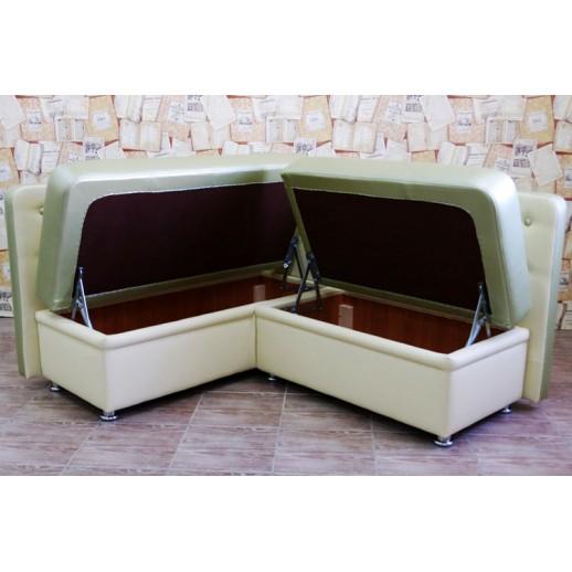 Кухонный уголок с ящиками под сиденьями Престиж