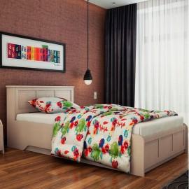 Недорогие односпальные кровати в Москве