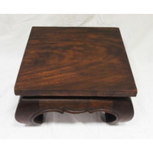 Стол из дерева журнальный с отрывающийся столешницей 21-20-700ЭТНО