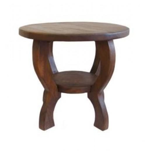Столик из дерева манкивуд арт.20-66-550 ЭТНО