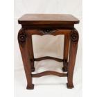Столик из дерева резной арт.21-21-500ЭТНО
