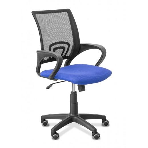 Кресло персонала Galaxy (ткань) ткань TW / салатовая