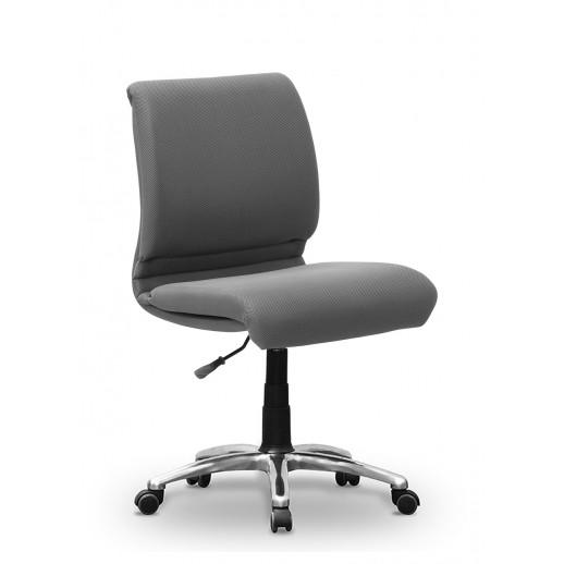 Кресло Квадро Х (ткань) ткань Galaxy / серая