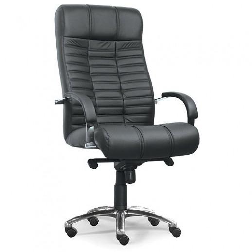 Кресло Атлант HX экокожа / черная