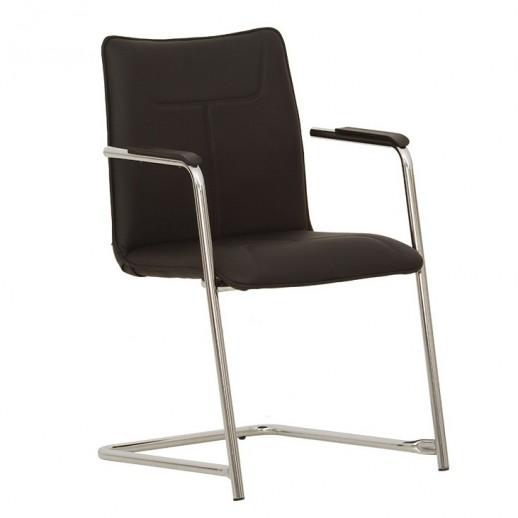 Кресло DeSilva Arm экокожа / eco 30