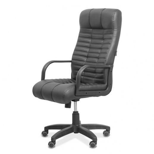 Кресло Атлант ткань ткань TW / черная