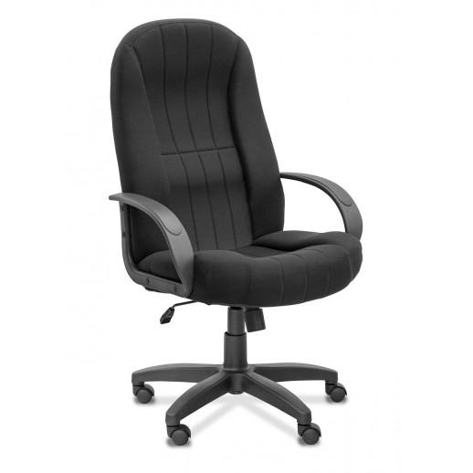 Кресла руководителя Рио ткань полиэстер / черная