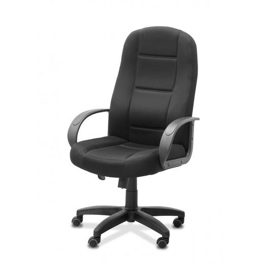 Кресло руководителя Фаворит New ткань TW / черная