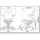 Кресло DUOKIDS RA-070SDSF