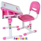 Комплект парта и стул «FunDesk» Bambino
