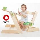Стол и стул из дерева Q-momo
