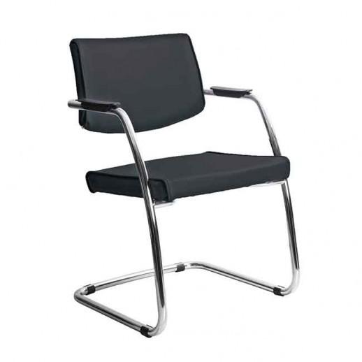 Офисные стулья Delta искусственная кожа / V10