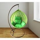 Зеленое подвесное кресло IR-00090/7