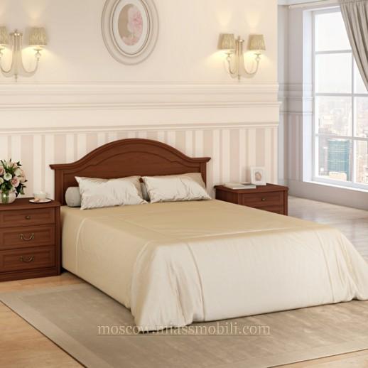 Екатерина орех - Кровать без ножной спинки
