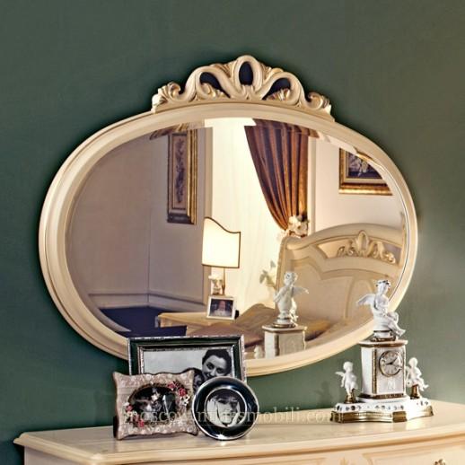 Флориана беж Зеркало для комода