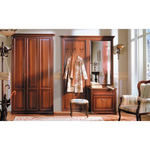 Шкаф трёхдверный для прихожей