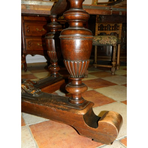 Стол обеденный фабрики J.Emery&Ragot