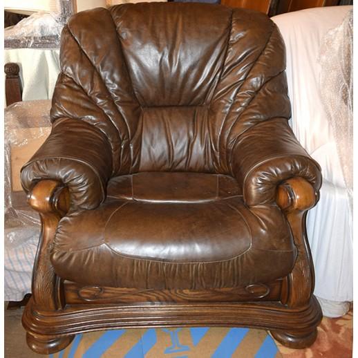 Кресло в стиле кантри