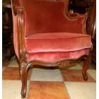 Кресло в стиле Луи XV (2шт)