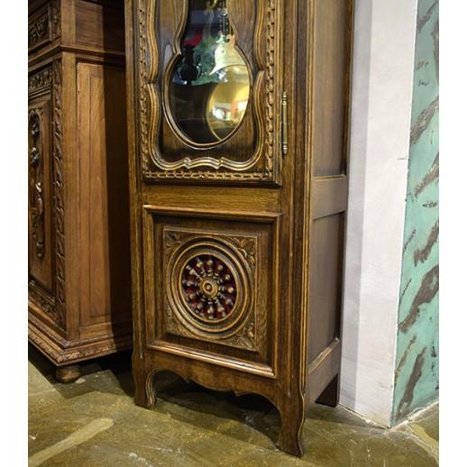 Часы напольные в бретонском стиле