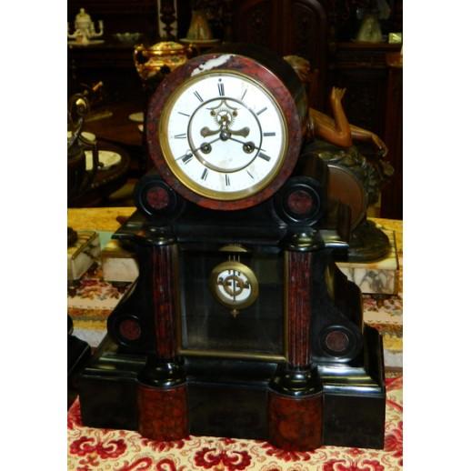 Часовой гарнитур в стиле Наполеон III
