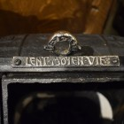 Антикварная печь Deville&Co La Chatte