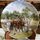 """Декоративные коллекционные тарелки из серии """"Life on the Farm"""""""