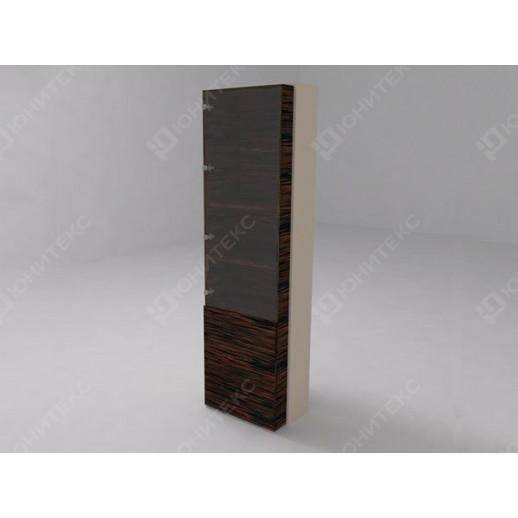 BRIX - Шкаф высокий c комбинированными дверьми