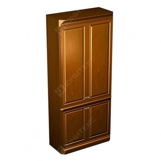 МИСТЕР - Шкаф для документов с деревянными дверьми