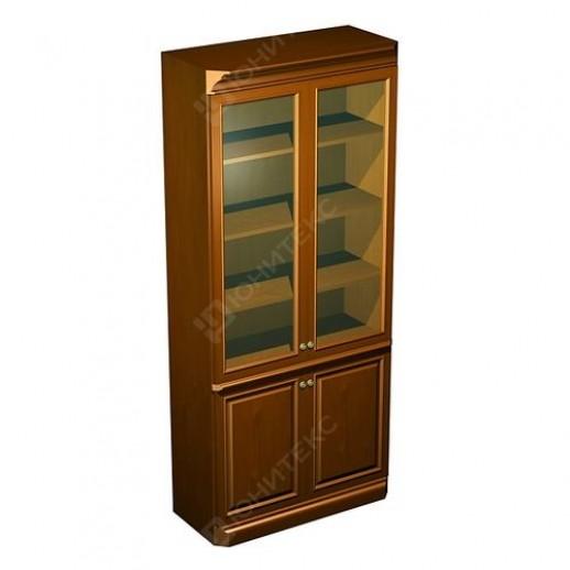 МИСТЕР - Шкаф для документов со стеклами