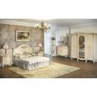Коллекция мебели для спальни Престиж беж