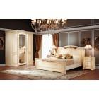 Мебель для спальни Флориана беж