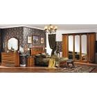 Коллекция мебели для спальни Луиджи орех