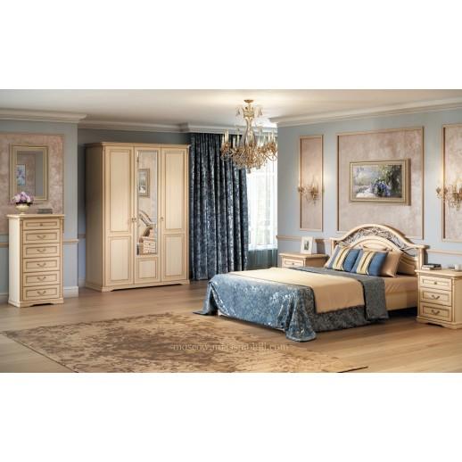 Мебель для спальни Джоконда крем