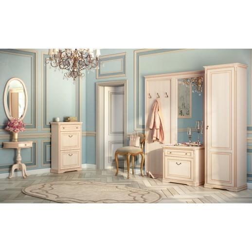 Мебель для прихожей Джоконда крем