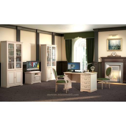 Мебель для кабинета Джоконда крем