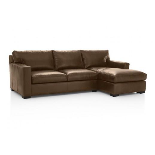 Угловой диван Непал с оттоманкой