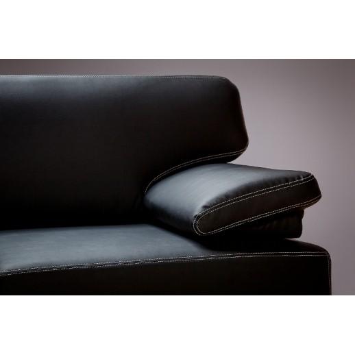Кожаный диван Таис