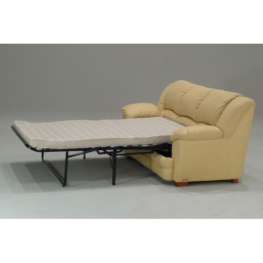 Кожаный диван Шератон