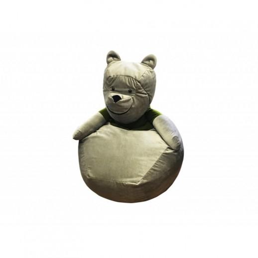 Кресло Дюшес Полярный мишка бескаркасное