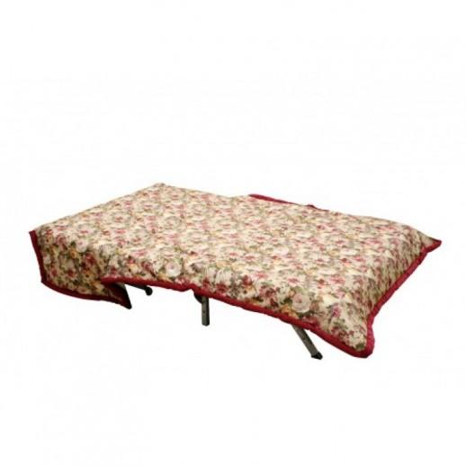 Кресло-кровать Бали чехловой (цвет белый)