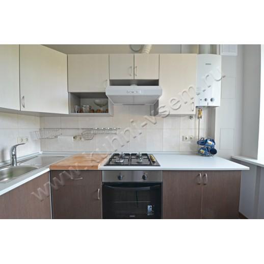 Маленькая угловая кухня «Кареглазка»