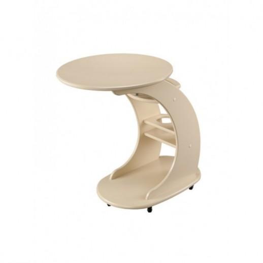 Подкатной сервировочный столик Люкс