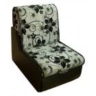 Кресло кровать черная Лилия в наличии