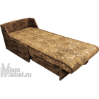 Кресло кровать Виктория замша Флория