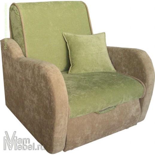 Кресло кровать велюр Light